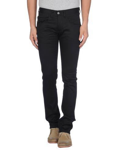 Повседневные брюки KEVIN UP. Цвет: черный