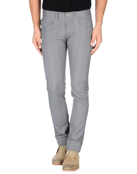 Повседневные брюки KEVIN UP. Цвет: свинцово-серый