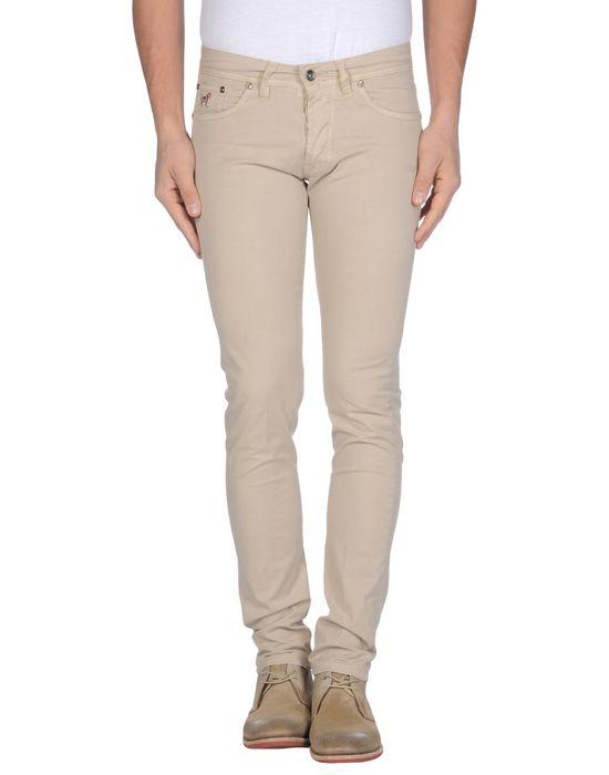 Повседневные брюки KEVIN UP. Цвет: бежевый