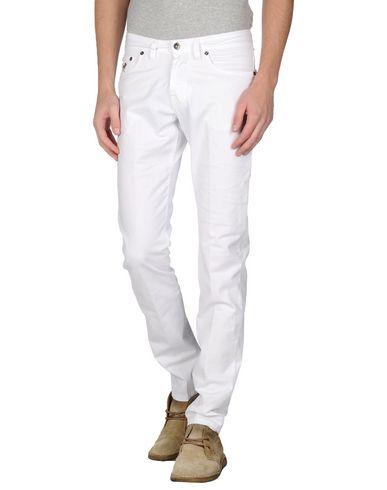 Повседневные брюки KEVIN UP. Цвет: белый