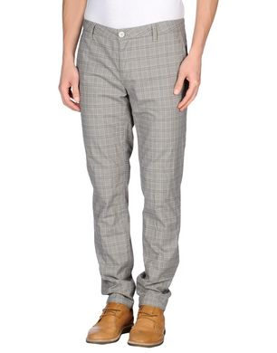 OBVIOUS BASIC by PAOLO PECORA - Casual pants