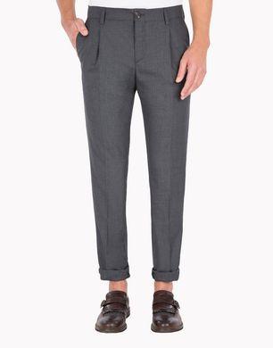 BRUNELLO CUCINELLI Casual trouser U M032PF1020 f