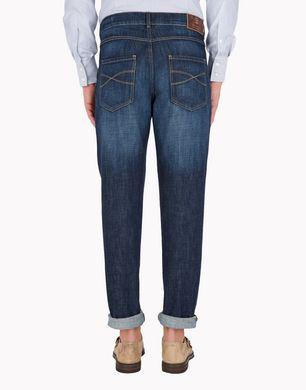 BRUNELLO CUCINELLI M0Z37X1280 Denim trousers U r