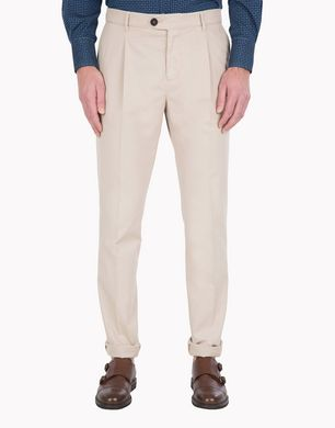 BRUNELLO CUCINELLI Casual trouser U M078DM1330 f