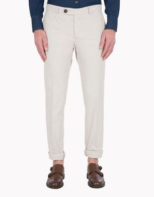 BRUNELLO CUCINELLI M078DF1050 Casual trouser U f