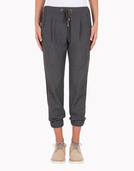 BRUNELLO CUCINELLI MF501P1738 Casual pants D f