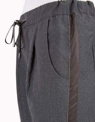 BRUNELLO CUCINELLI MF501P1738 Casual pants D d