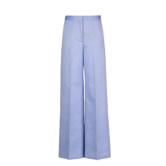 STELLA McCARTNEY, Pantalon évasé, Pantalon Scott