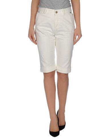 Джинсовые брюки-капри LES COPAINS 36626870MB
