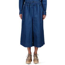 STELLA McCARTNEY, Pantalon évasé, Jupe-culotte Donna