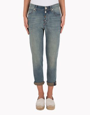 BRUNELLO CUCINELLI Denim trousers D M0V21P5088 f