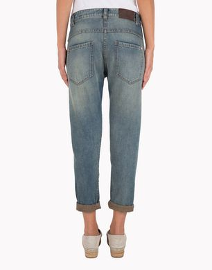 BRUNELLO CUCINELLI M0V21P5088 Denim trousers D r