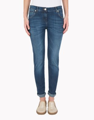 BRUNELLO CUCINELLI M0H15P5008 Pantalone in denim D f