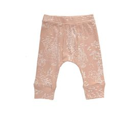 STELLA McCARTNEY KIDS, Bottoms, Soft organic cotton leggings featuring a pink sea scene print and elasticated waistband.