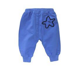 STELLA McCARTNEY KIDS, Bottoms, BLUE PUDDING TROUSERS
