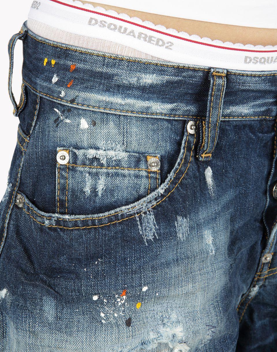 kawaii shorts pants Woman Dsquared2