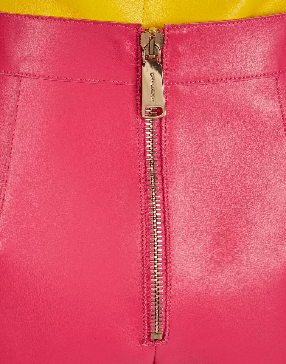 agnes leather shorts pants Woman Dsquared2