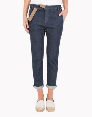 BRUNELLO CUCINELLI Джинсовые брюки D M0L17P5098  f