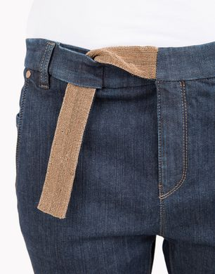 BRUNELLO CUCINELLI M0L17P5098  Pantalone in denim D d