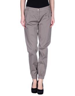 Casual trousers - LOIZA BY PATRIZIA PEPE
