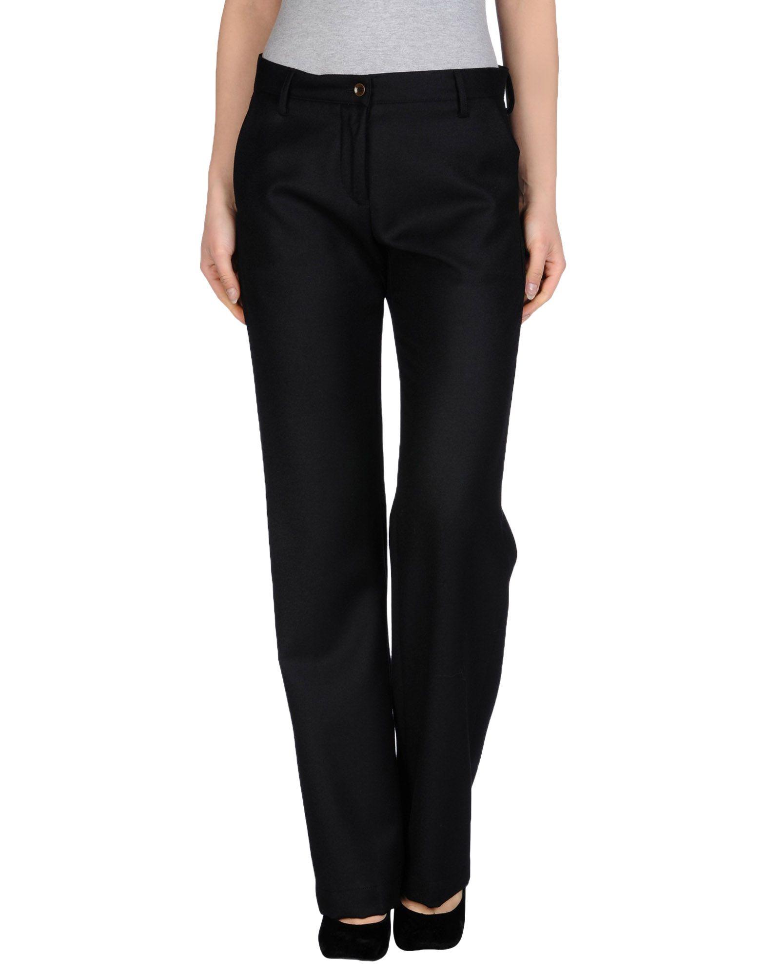 ALAIN Damen Hose Farbe Schwarz Größe 3