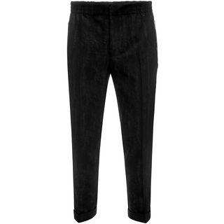 ALEXANDER MCQUEEN, Casual Pants, Worn Away Casual Pants
