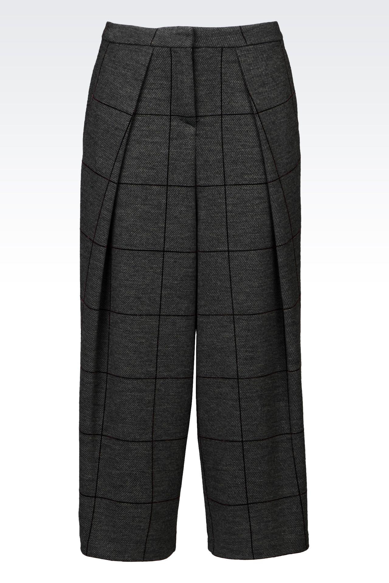 Жаккардовые брюки доставка
