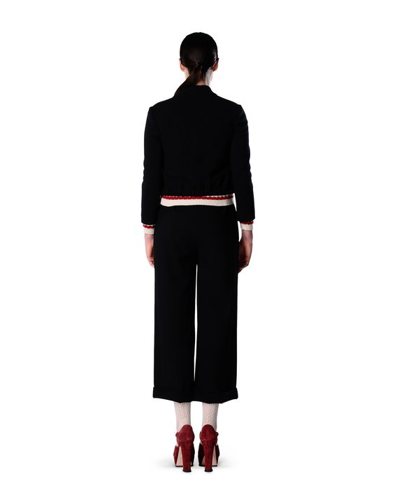 REDValentino JR0RB0951WW 0NO Trousers Woman e