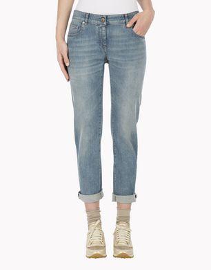 BRUNELLO CUCINELLI Denim trousers D M0L17P5130 f