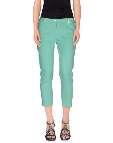 Джинсовые брюки-капри KENZO 36742649HU
