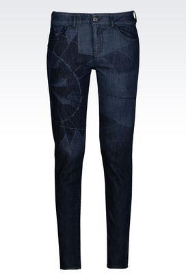 Armani Jeans Women skinny dark wash jeans