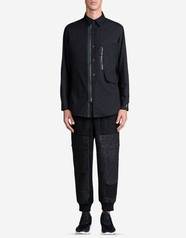 Y-3 WOOL FLIGHT PANT PANTS man Y-3 adidas