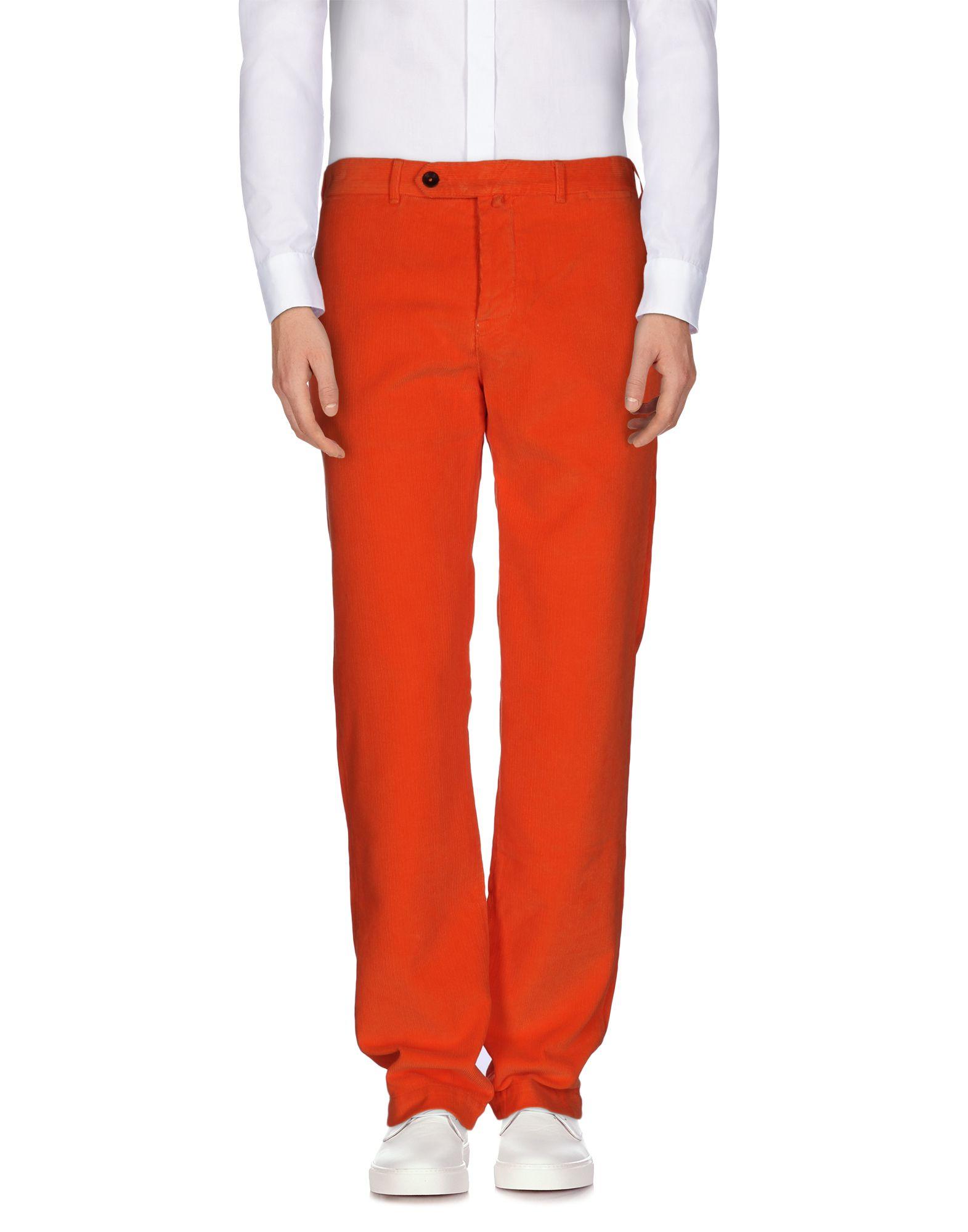 ALAIN Herren Hose Farbe Orange Größe 4