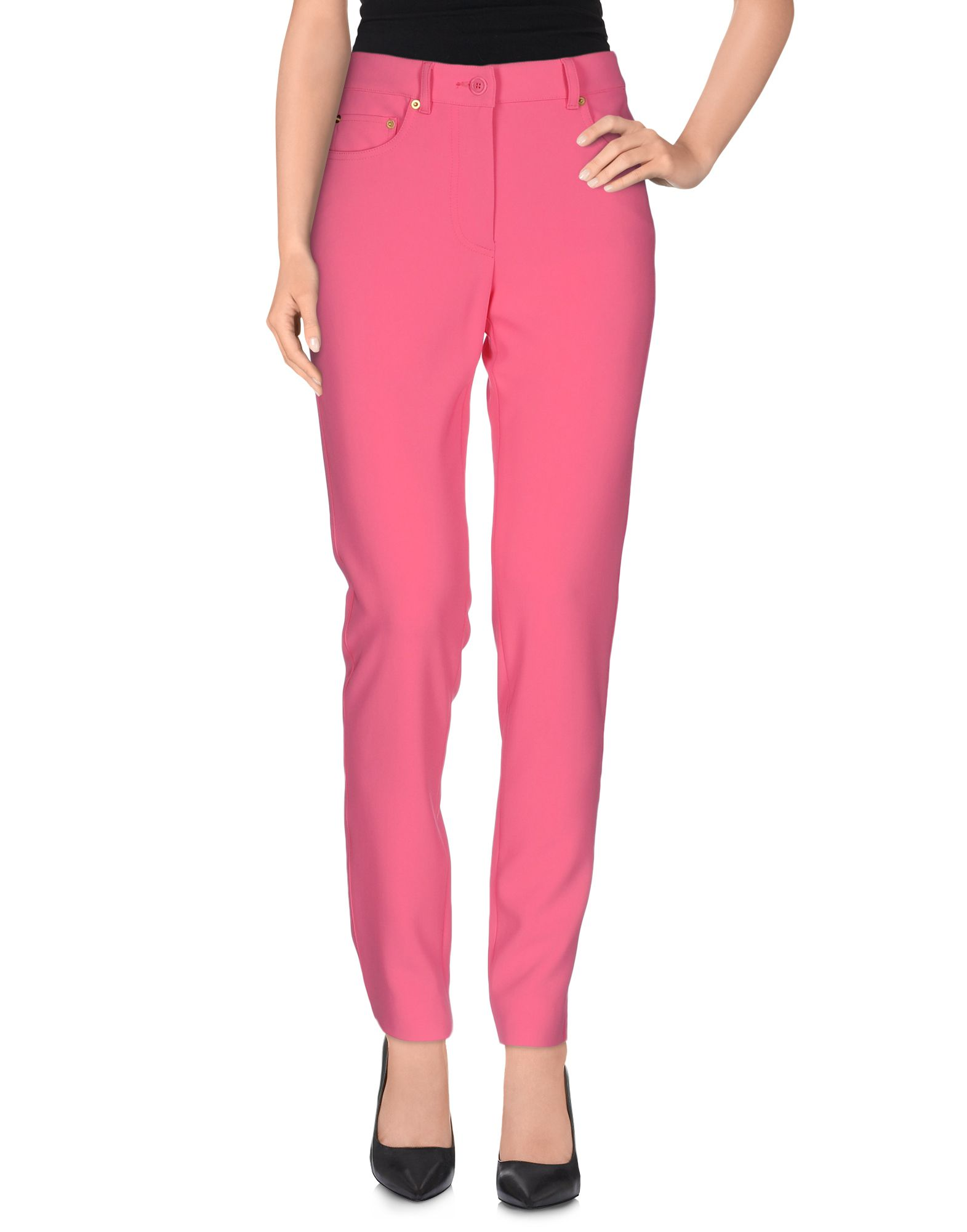 MOSCHINO COUTURE Casual pants