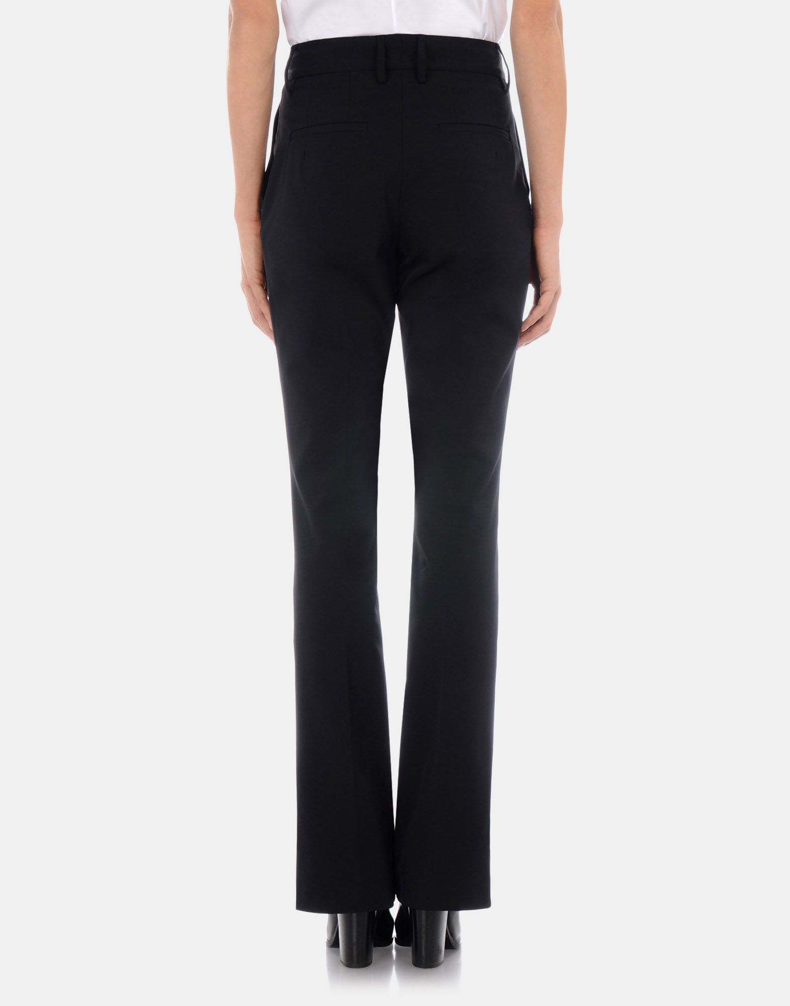 Luxury Givenchy Womens Straight Leg Tailored Pants In Black  Lyst