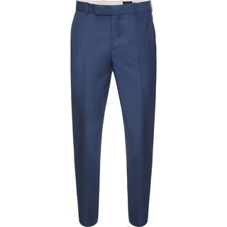 ALEXANDER MCQUEEN, Tailored Pant, Classic Wool Mohair Trousers