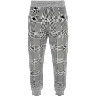 ALEXANDER MCQUEEN, Casual Pants, Panelled Sweatshirt Pants