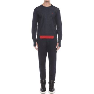 ALEXANDER MCQUEEN, Casual Trousers, Jersey Sweatshirt Trousers