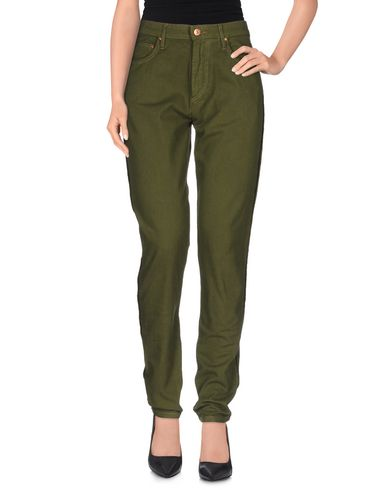 Джинсовые брюки ISABEL MARANT TOILE 36757779WG
