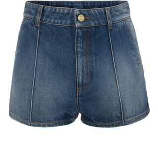 ALEXANDER MCQUEEN, Pants, Denim Shorts