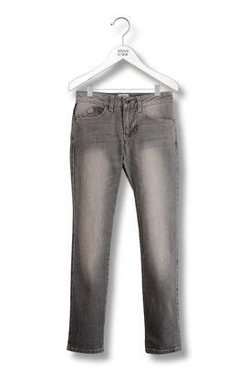 Armani 5 pockets jeans Men grey wash jeans