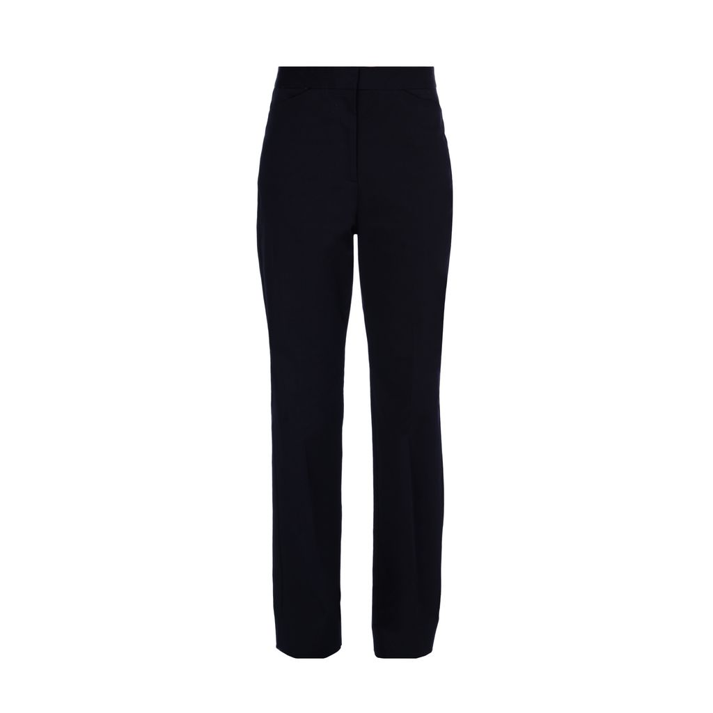 Navy Kassidy Trousers