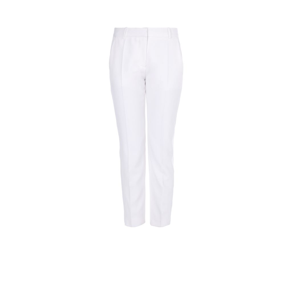 Ivory Octavia Trousers