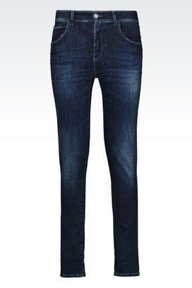 Armani Jeans 5 Tasche Donna jeans skinny fit dark wash