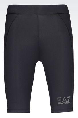Armani Shorts Men vigor7 line shorts in technical fabric