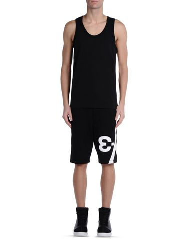 Y-3 LOGO SHORT PANTS man Y-3 adidas
