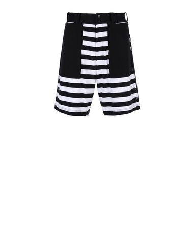 Y-3 MULTISTRIPE SHORT PANTS man Y-3 adidas