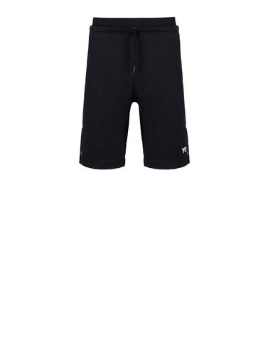 Y-3 BAR TACK SHORT PANTS man Y-3 adidas