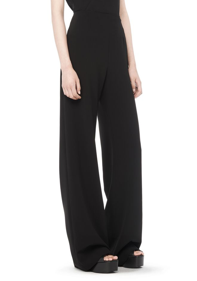 T by ALEXANDER WANG PANTS Women WIDE LEG TROUSERS