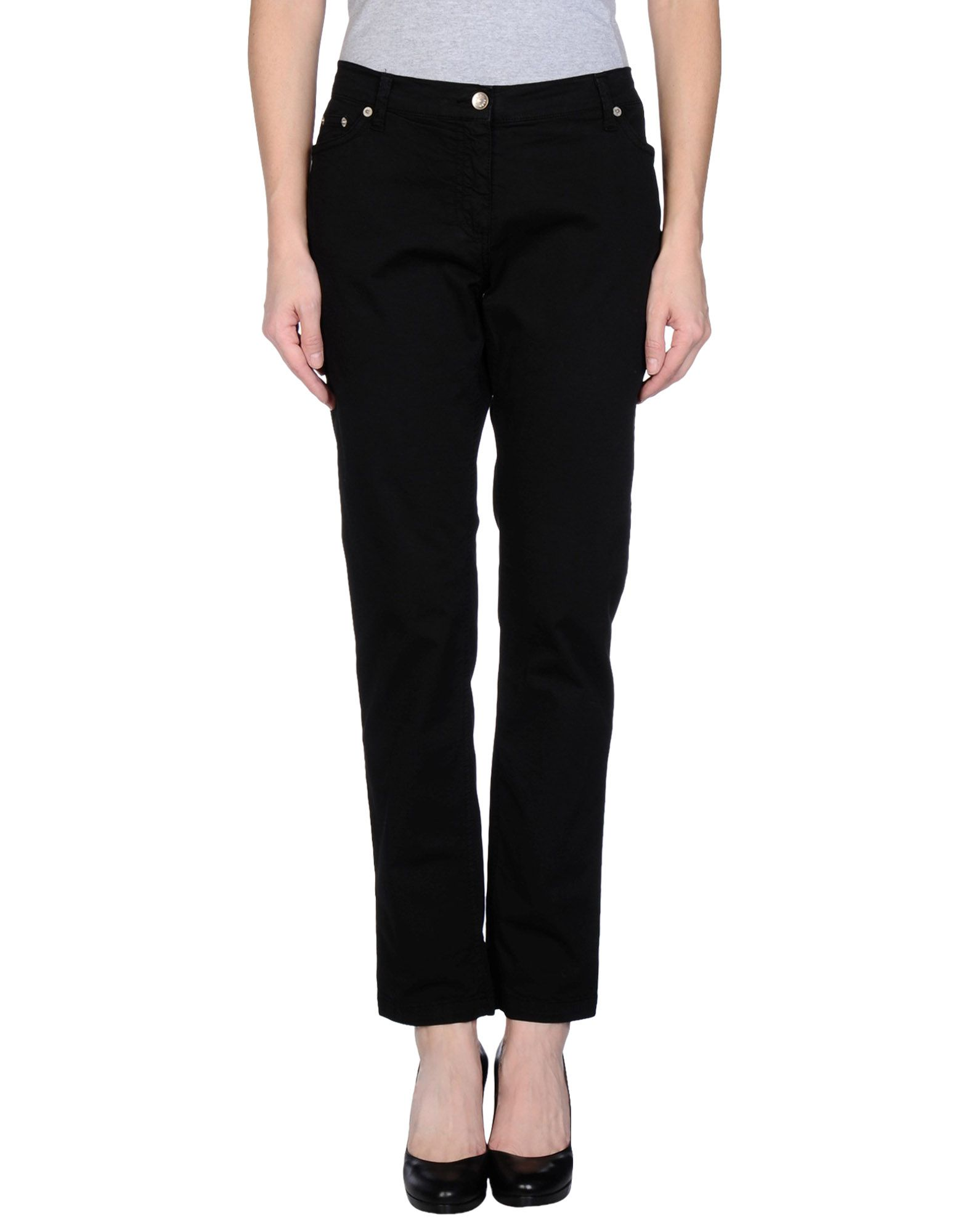 FRED PERRY Damen Hose Farbe Schwarz Größe 3